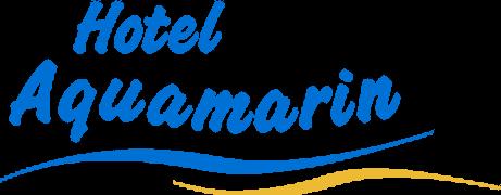 Hotel Aquamarin - Logo