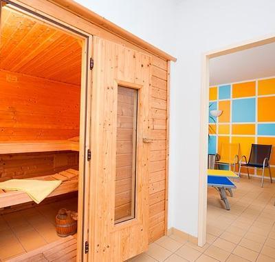 Saune - Hotel Aquamarin
